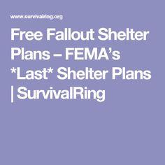 fallout shelter handbook 1962 pdf