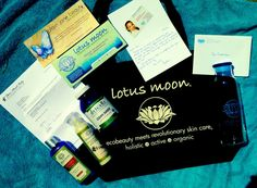 Skin Mind Body Essentials: Lotus Moon & Detox Rx Review #detox #skincare #organic #conditioner