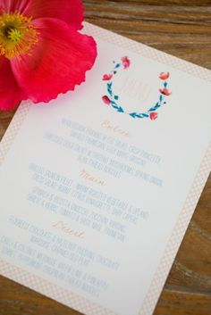 Oh So Beautiful Paper: Wedding Stationery Inspiration: Confetti