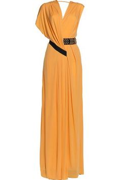 06882f70074  vionnet  cloth   Yellow Gown
