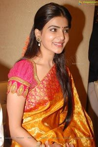 Samantha at Woman's World, Hyderabad - High Resolution Photos