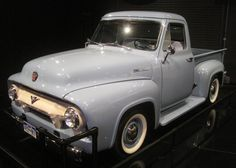 1954 Ford F100 Truck http://classicoldcars.net/1954-ford-f100-truck/photos.htm