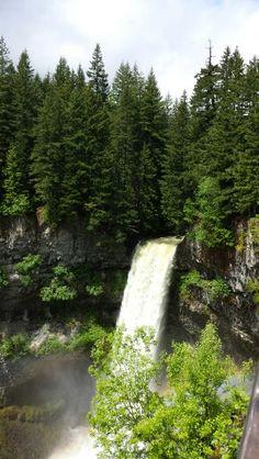 Brandywine falls Vancouver Canada