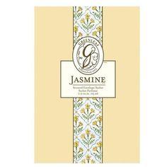 Greenleaf Large Scented Envelope Sachet - Jasmine