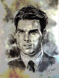 El alma en cada retrato: Felicidades a Tom Cruise
