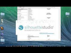 Utiliser le livre des polices pour Silhouette Studio (Mac) - YouTube Silhouette Cameo 2, Silhouette Portrait, Studio, Cricut, Silhouettes, Scrapbooking, Youtube, Software, Hand Type