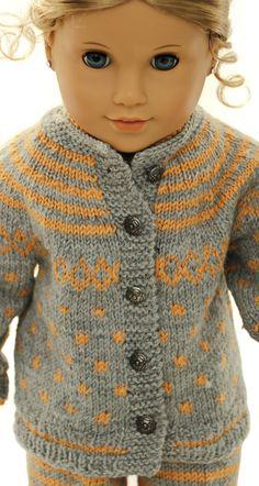 5c1036b27e9e Modèles de tricot pour poupée Modele Tricot, Tricots, Fille Américaine,  Carrés, Modèles