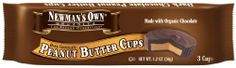 Newman's Own Organics Organic Premium Chocolate Cups, Dark Chocolate with Peanut Butter, 1.2-Ounce Cups (Pack of 16) - http://goodvibeorganics.com/newmans-own-organics-organic-premium-chocolate-cups-dark-chocolate-with-peanut-butter-1-2-ounce-cups-pack-of-16/