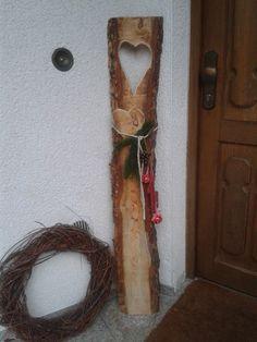 Kreative Und Natürliche Weihnachtsdeko Für Draußen. Noch Mehr Ideen Gibt Es  Auf Www.Spaaz