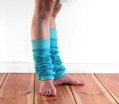 Slouchy dancer leg warmers ballet leg warmers cotton by jaffic