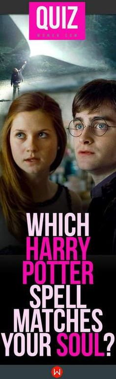 Need to know your Harry Potter personality? Take this Harry Potter personality quiz to find out which spell you are!