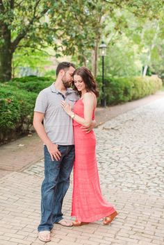 Richmond Engagement Picture Locations by Katelyn James Photography