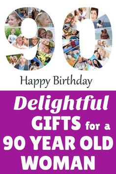 90th Birthday Gift Ideas Gifts For 90 Year Old