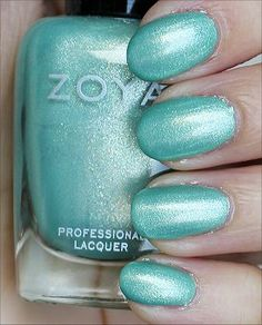 Zoya Dillon Swatches & Review