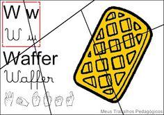 Meus Trabalhos Pedagógicos ®: Consoantes Libras - quebra cabeça