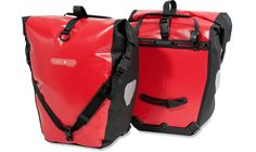 Why we like panniers for bike touring (and which ones to buy). #cycling #gear