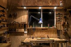 Small Workshop recommendations and suggestions - by Micah Muzny @ LumberJocks.com ~ woodworking community