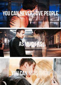 ~Divergent~ ~Insurgent~ ~Allegiant~ excuse me while I go cry in the corner and die Divergent Memes, Divergent Hunger Games, Divergent Fandom, Divergent Trilogy, Divergent Insurgent Allegiant, Insurgent Quotes, Tris Y Tobias, Tris Und Four, Roman