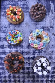 Decorate Your Own Donut Halloween Party & Decorate Your Own Donut Halloween Party | Doughnut Decorating and ...