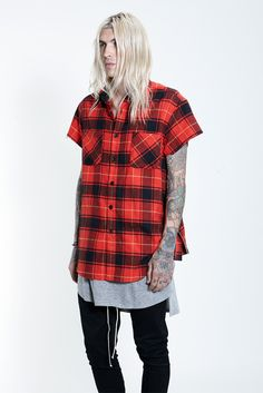 flannel fear of god] - Google Search
