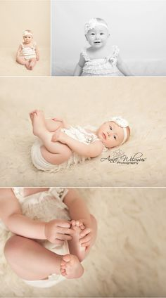 1 Anne Wilmus Photography 1 year old indoor photoshoot 2 Happy Birthday, Kinley!  First birthday photography