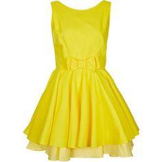 TOPSHOP **Shannon Dress by Jones and Jones