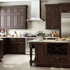 Kitchen And Bath Cabinets By All Wood Cabinetry®, Assembled Semi Custom,  Ships In Days
