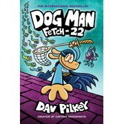 Dog Man: From the Creator of Captain Underpants (Dog Man - by Dav Pilkey (Hardcover) Dog Man Book, Dog Books, Captain Underpants Series, Best Fantasy Novels, The Paperboy, Wimpy Kid Books, Jeff Kinney, Kids Boxing, Chapter Books