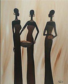 africanas para decoupage