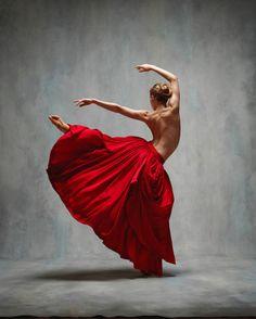 Dance Photography Closeup: NYC Dance Project | Entertainment Design & Technology