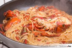 Linguine all'Astice – Pasta mit Hummer