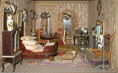 Antique Victorian Doll House | Flickr - Photo Sharing!