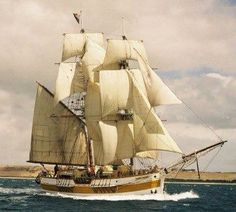 Lady Nelson ship