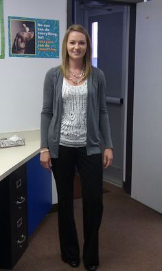 How to Dress Professionally on a Teacher's Income