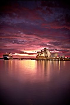 Some people see the Queen at the Opera, Australia...I see 42 Wallabee Way, Sydney. Don't forget when traveling that electronic pickpockets are everywhere. Always stay protected with an Rfid Blocking travel wallet. https://igogeer.com for more information.