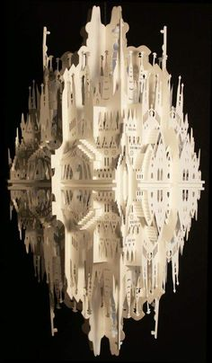 Architectural Origami by Ingrid Siliakus.