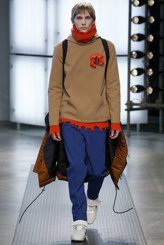 Male Fashion Trends: MSGM Fall/Winter 2016/17 - Milán Fashion Week