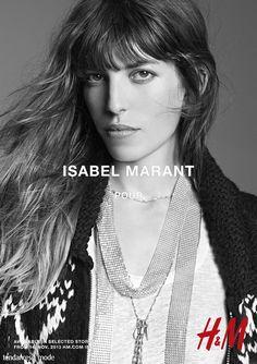Campagne Isabel Marant x H&M