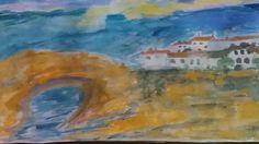 KuvaMaalari matkustaa : MALTA   Gozon saarelta