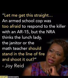 With a handgun vs. a killer with an assault rifle?