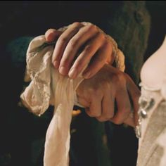 I really hope they keep the scene in Ep16 in which Jamie weeps over his damaged hand. It's such a beautiful piece of writing & so full of love and hope.