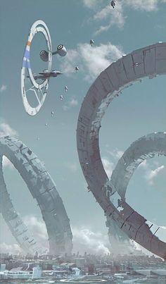 Nicolas Ferrand via The Vault of Sci-Fi