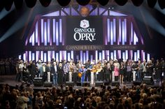 We're adjacent to the famous Grand Ole Opry!