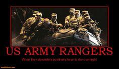 Army Rangers Life
