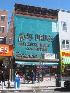 Katz Drugs, East Williamsburg