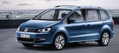 Genf 2015 – Diese Neuheiten sind nun im Sharan zu haben: Neue Technik sowie frische Motoren für den VW Sharan (2015)