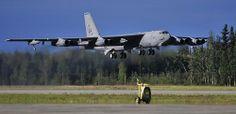 B-52H, Barksdale Bird.