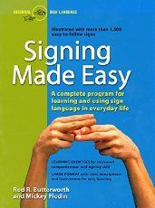 The American Sign Language University offers free sign language courses on their site. Both ASL I and ASL II are complete, while portions of ASL III and ASL IV are also available. Each course equa…