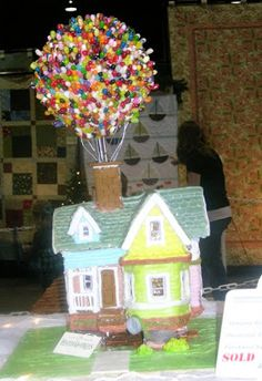 Image detail for -Up Gingerbread House