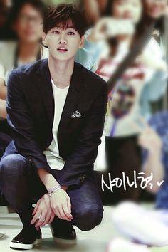 My baby Eunhyuk ~>_<~ Eunhyuk, Heechul, Donghae, Siwon, Jonghyun, Shinee, Super Junior Leeteuk, Lee Hyukjae, Hallyu Star